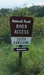 kawishiwi river