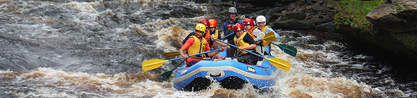 minnesota river rafting