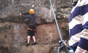 MN rock climbing classes