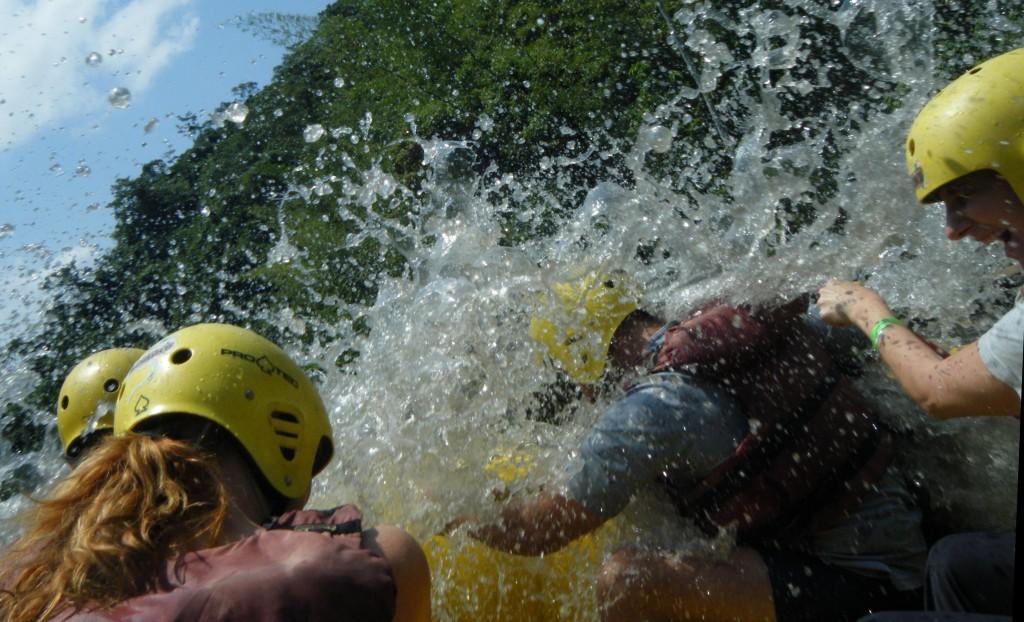 MN spring rafting