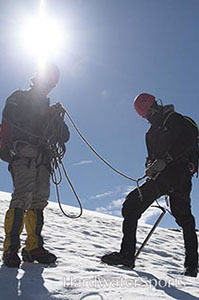mountaineering classes