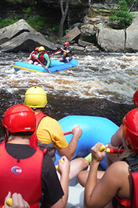 Raft Guide Training Class