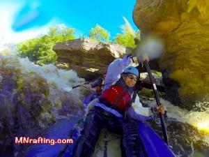 superior rafting