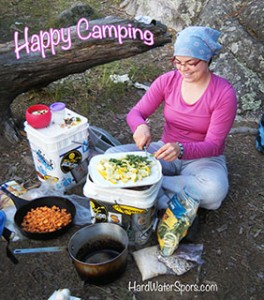 tips to a happy campsite