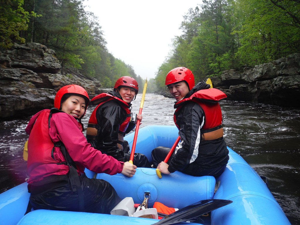rafting near minneapolis