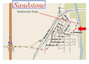 robinson park sandstone minnesota