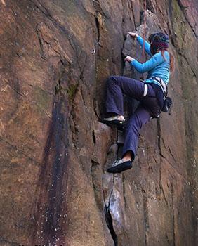 Outdoor Climbing Classes