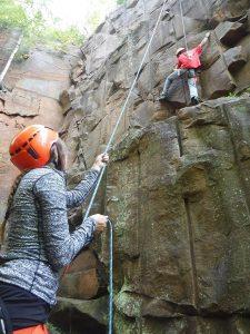 Minnesota Climbing