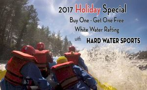 holiday special white water rafting