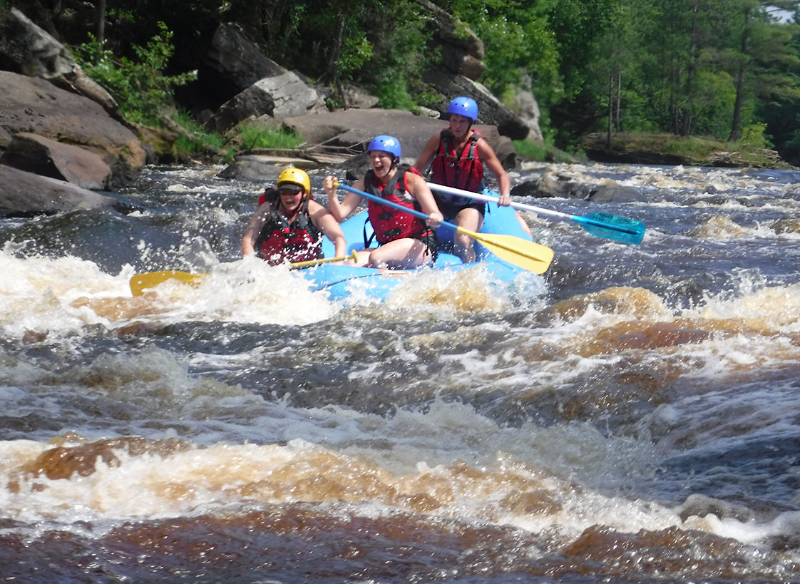 Minnesota Rafting