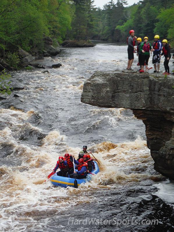 MN white water rafting