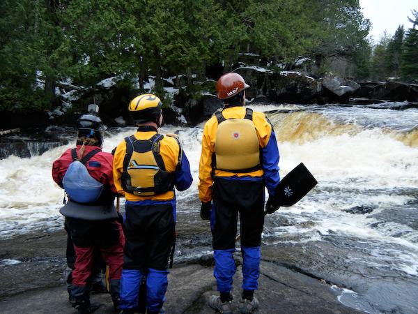 Minnesota Swift Water Class