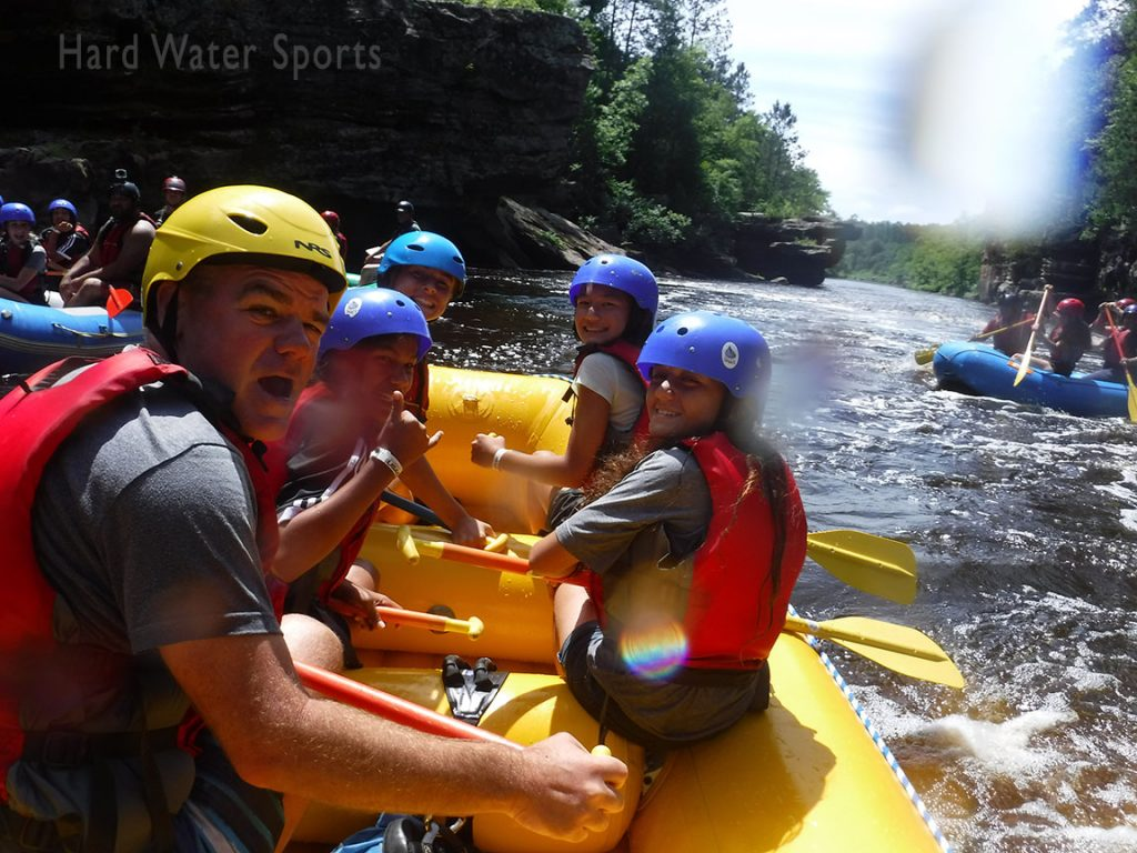 private rafting tours