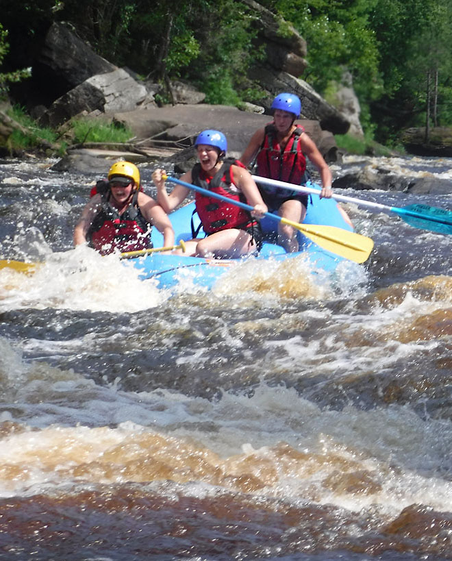 Kettle River Rafting
